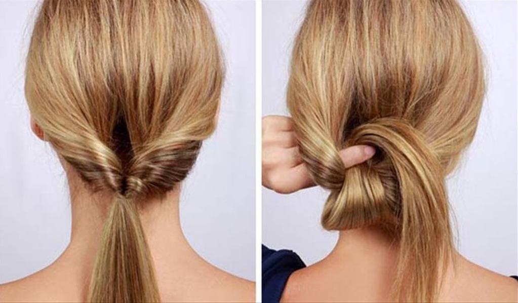 Прическа своими руками на тонкие волосы фото 2