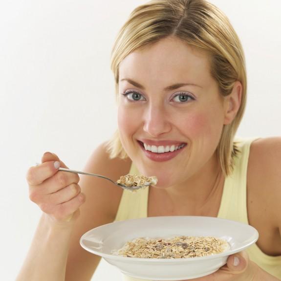 Быстрая диета овсянка