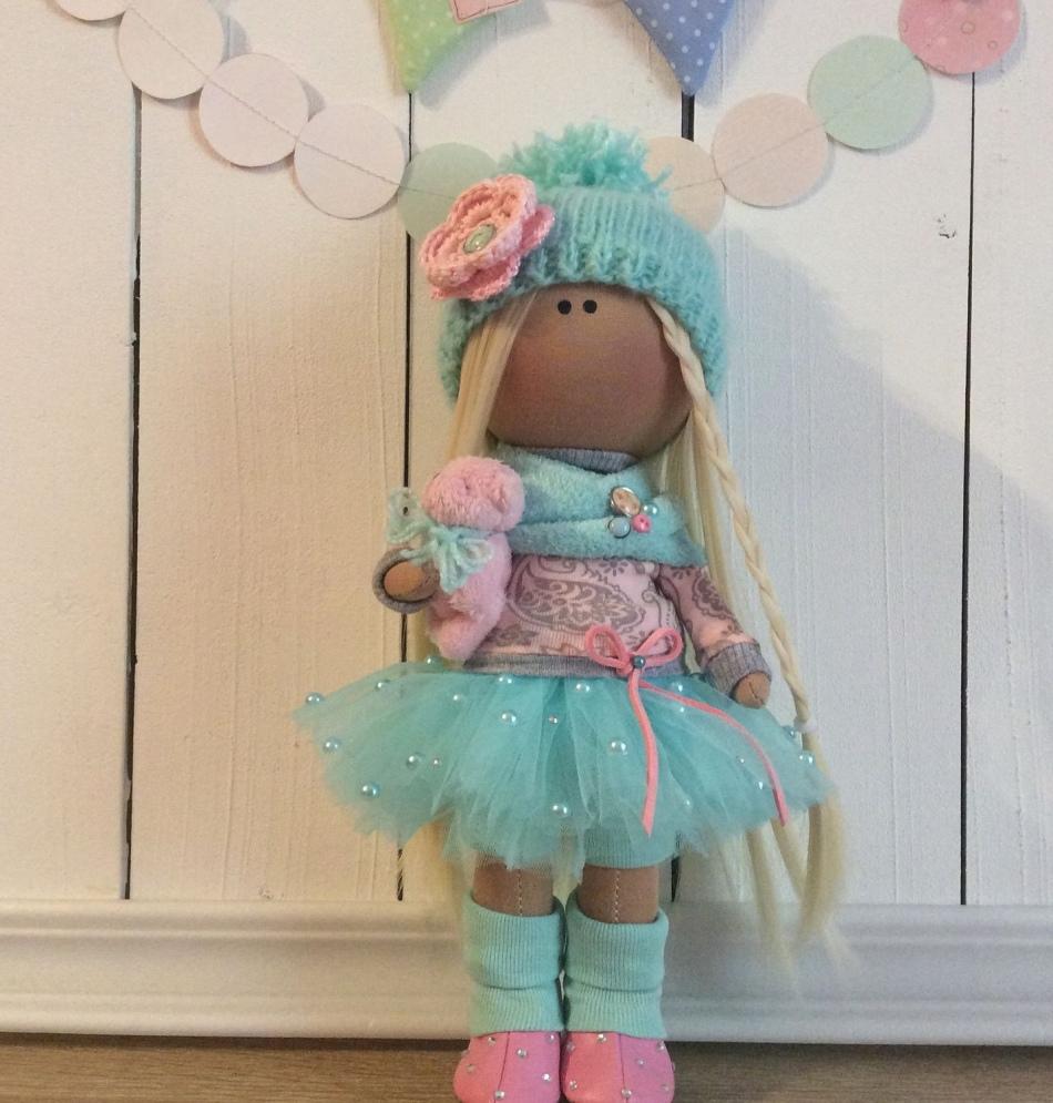 кукла пошагово
