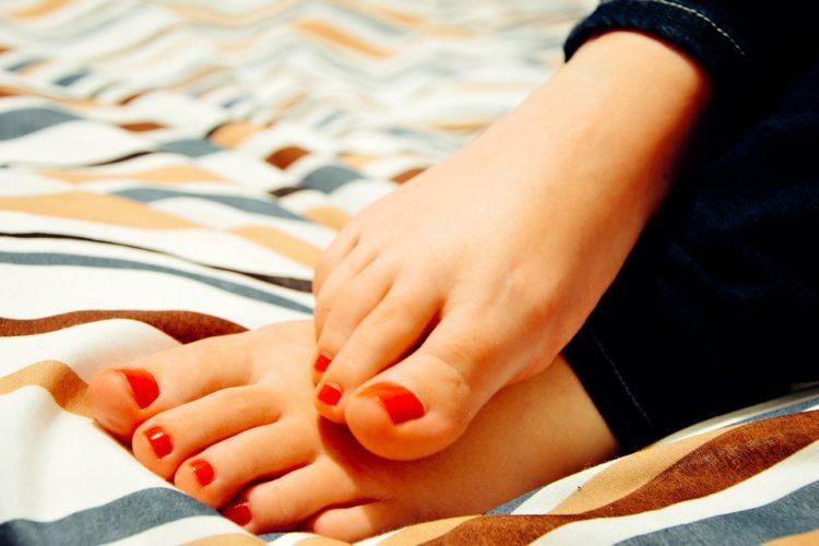 к чему снятся ногти на ногах