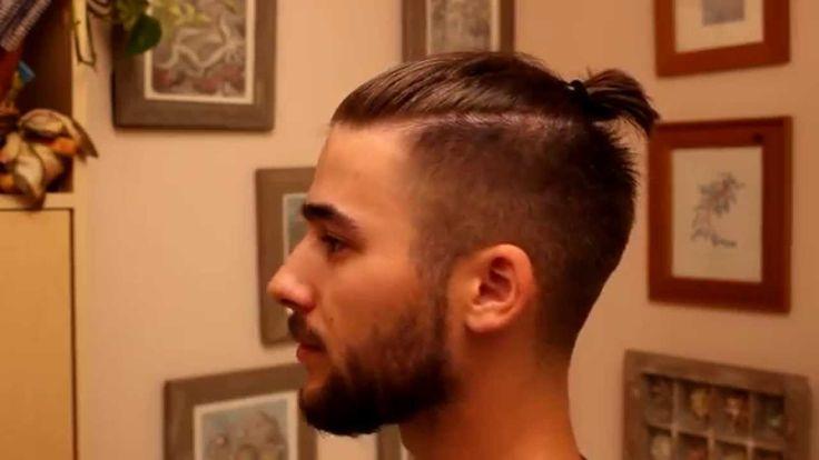 хвост на короткие волосы самостоятельно
