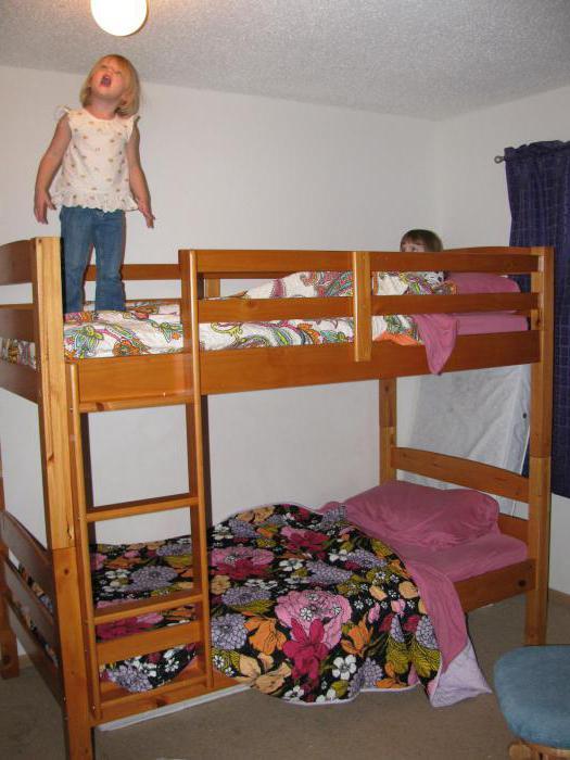 Где купить детскую двухъярусную кровать