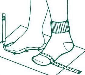 выкройка сапог из ткани