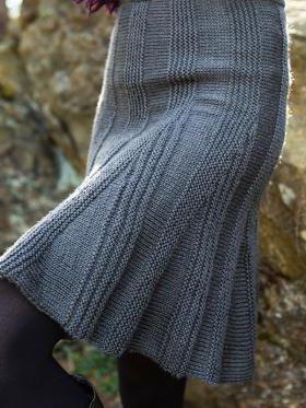 Связать юбку для женщин