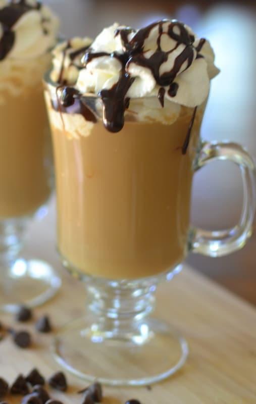 coffee irish cream