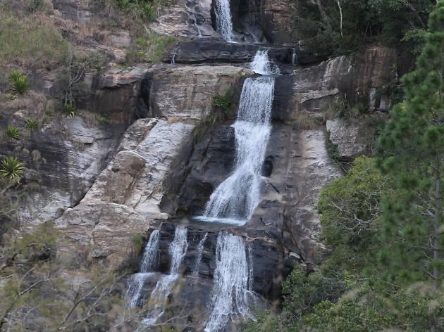 the most beautiful waterfalls sri lanka