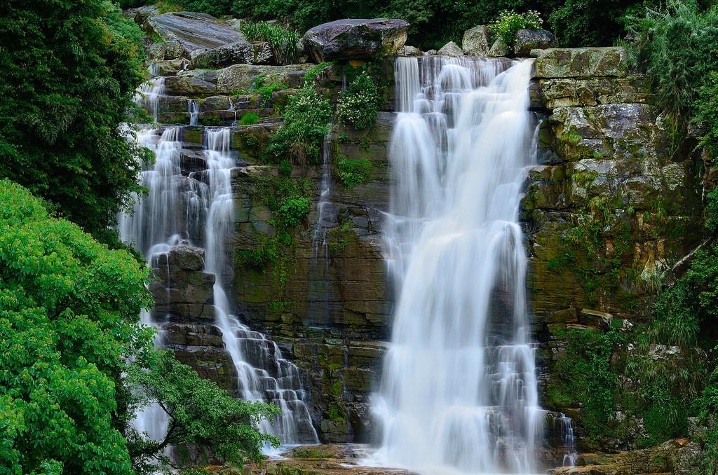 Ravana Sri Lanka Waterfall