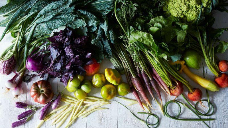 как нарезать овощи красиво