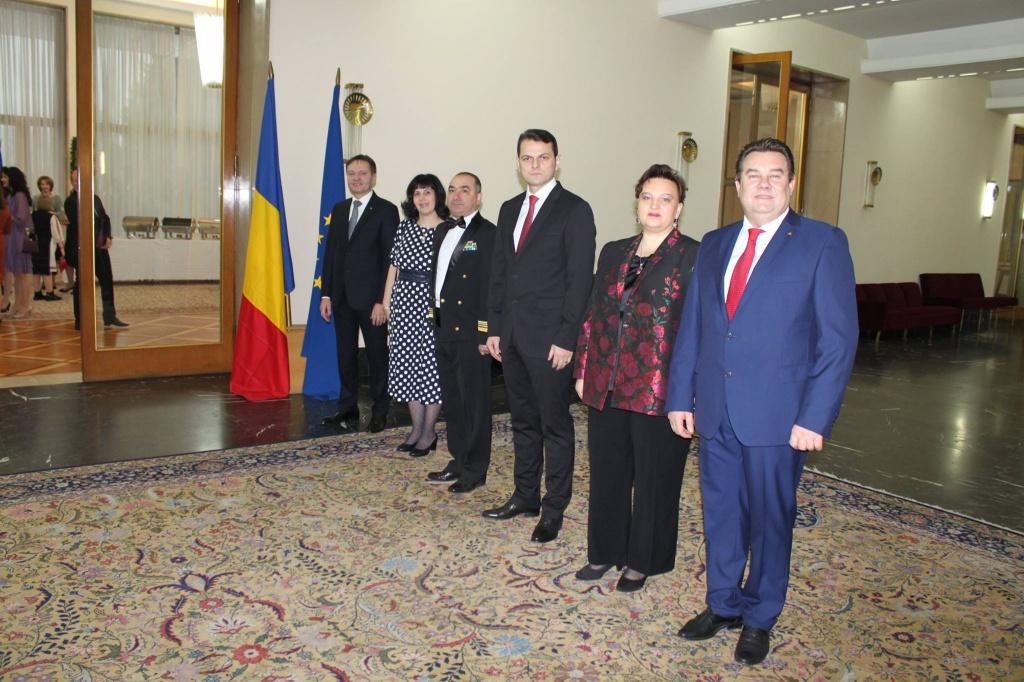 посольство румынии консульский отдел