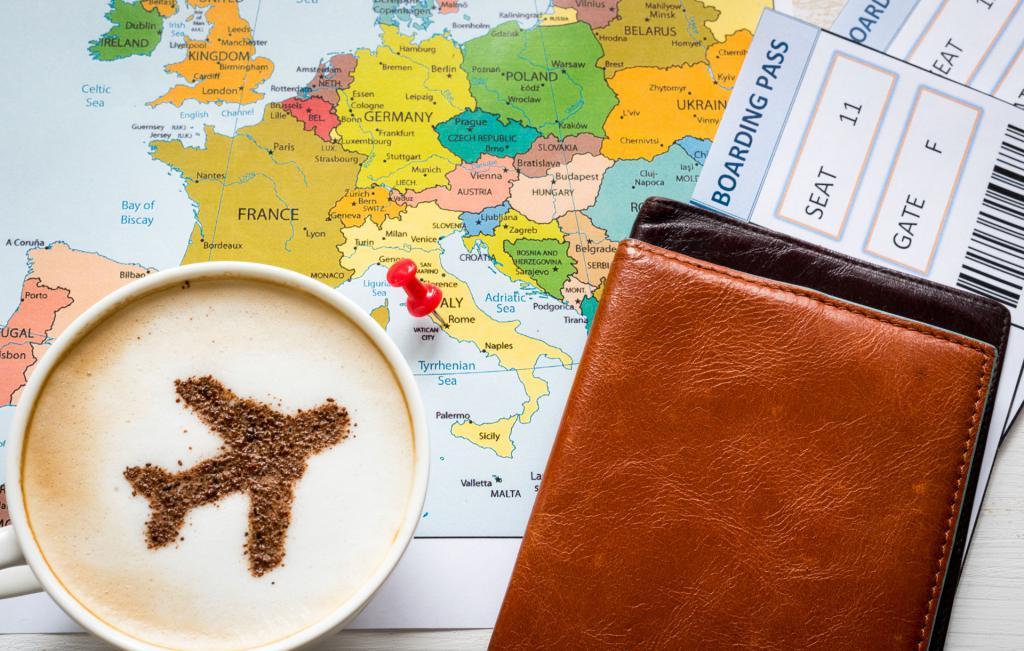 Разрешение на выезд ребенка за границу. Оформление документов для выезда детей за границу