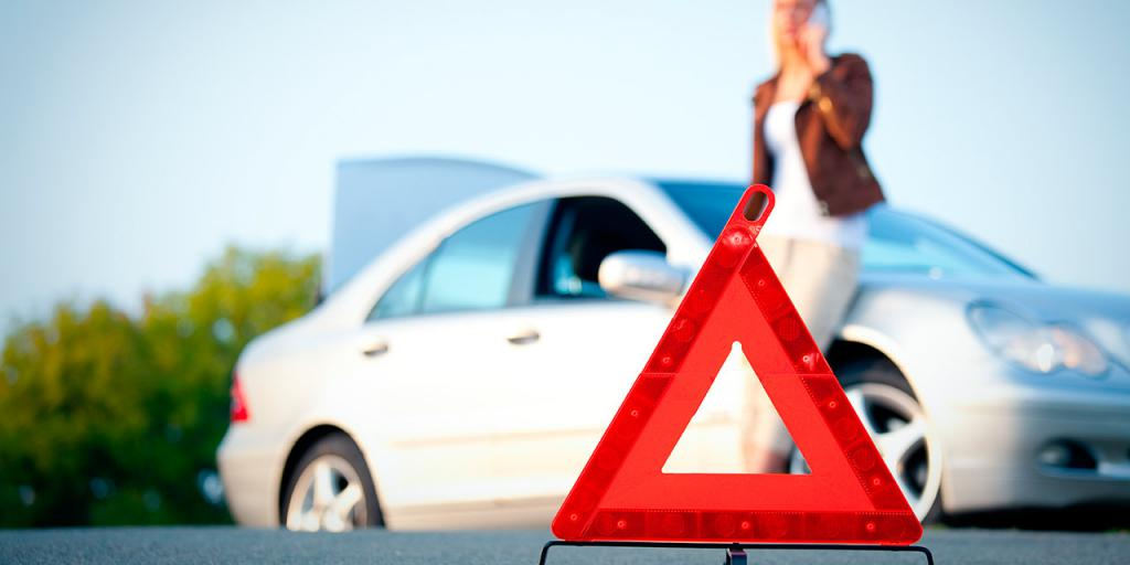 how to make an accident without traffic police