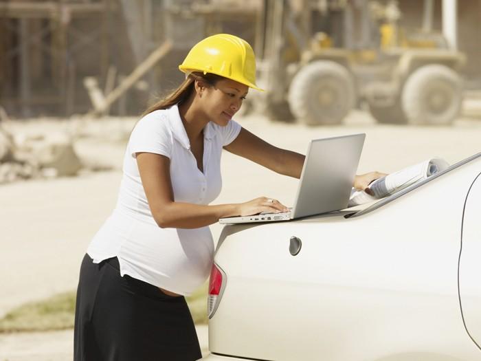 запрещается применение труда женщин