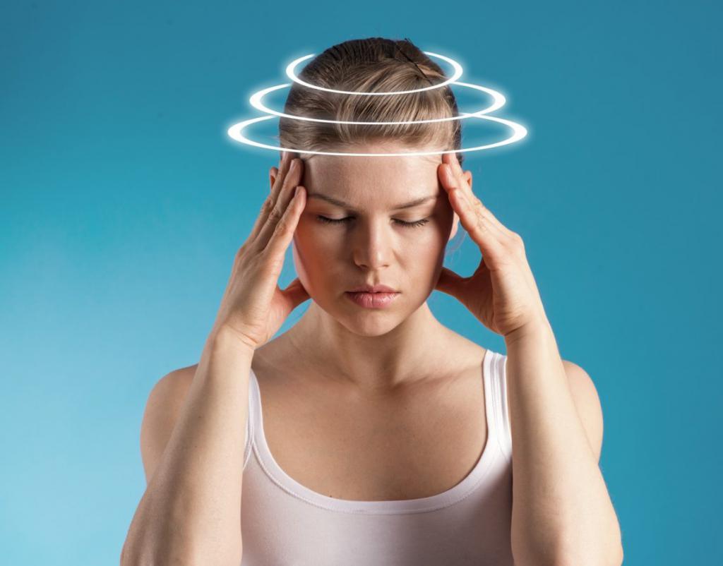 позиционное головокружение лечение упражнения