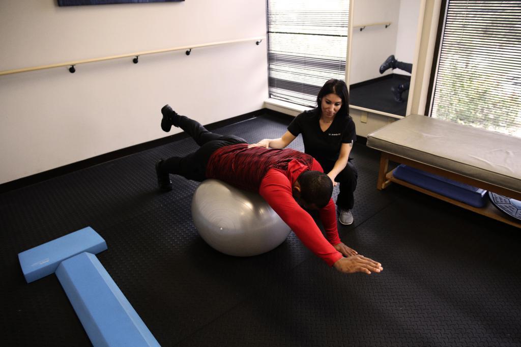 упражнения для вестибулярного аппарата при головокружении