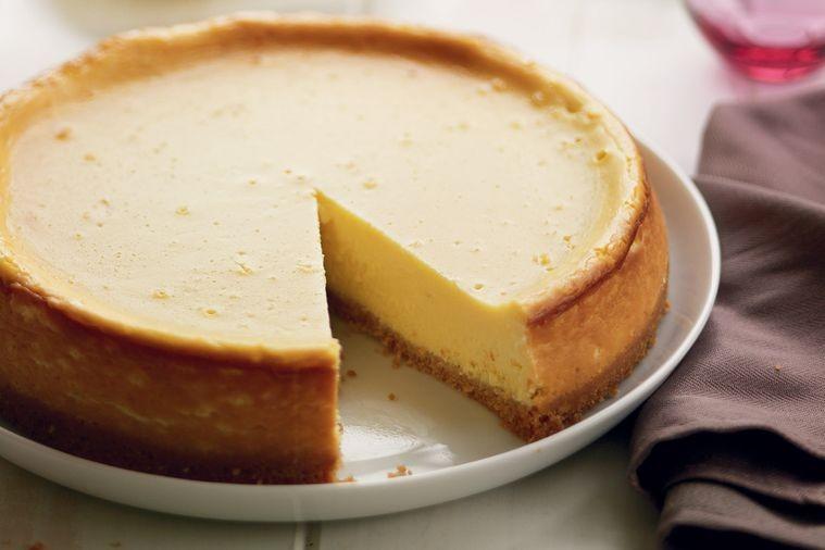 How to make a mascarpone cheesecake