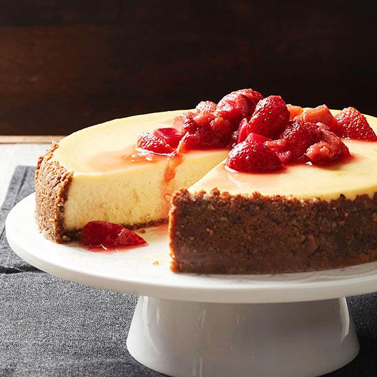 Mascarpone cheesecake recipe without baking