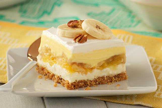 Как приготовить бисквитный торт с бананами