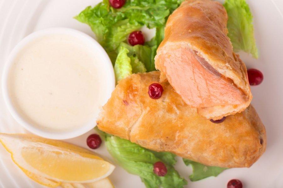 Рецепты горбуши в кляре