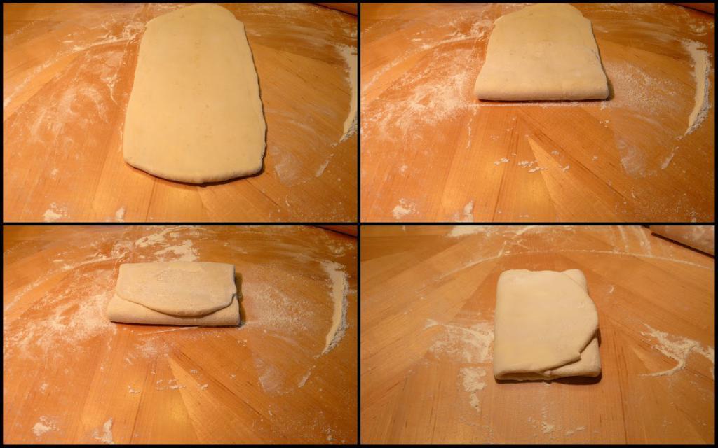 из чего делают слоеное тесто в картинках могут быть