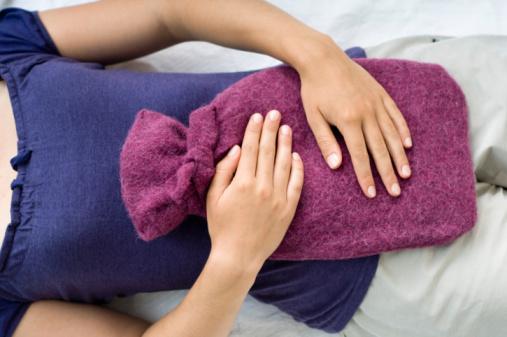 Что делать если застудил яичники
