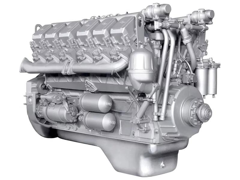 Двигатель ЯМЗ 240 технические характеристики