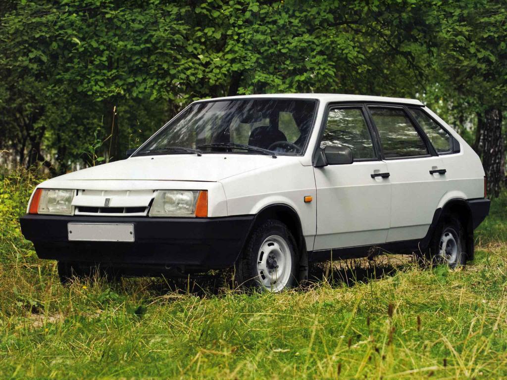 Вес автомобиля ВАЗ-2109