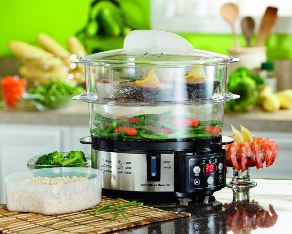 помощью внушения овощи в пароварке рецепты с фото мера