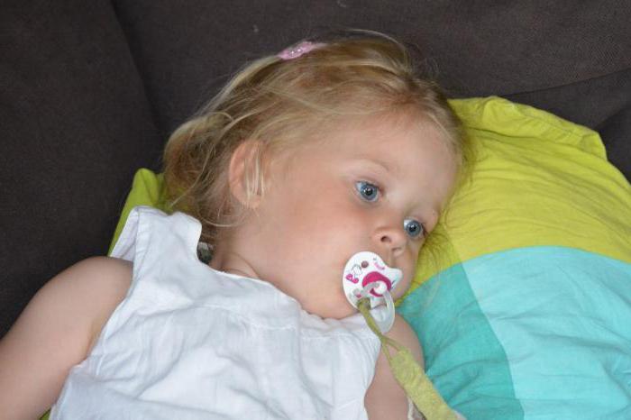 Кетонурия у детей причины