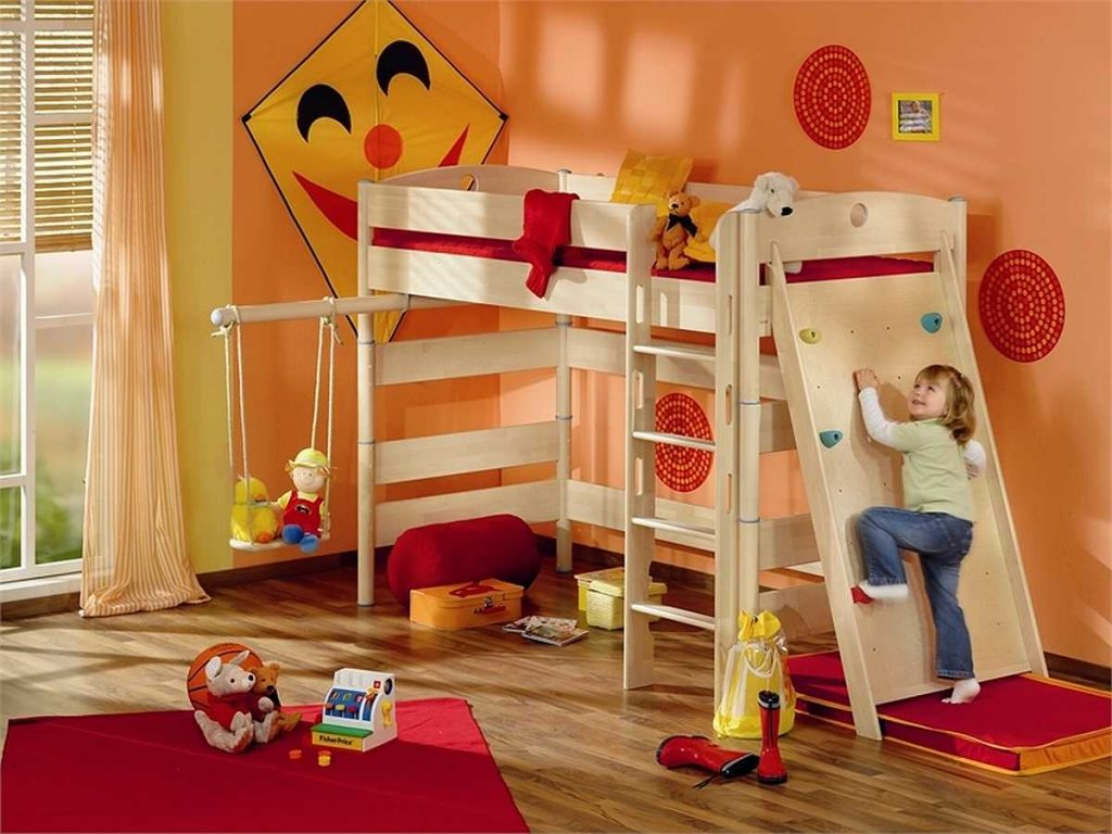 Bed - IKEA loft