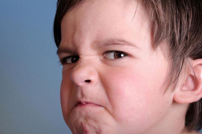 знакомство детей с чувством гнева