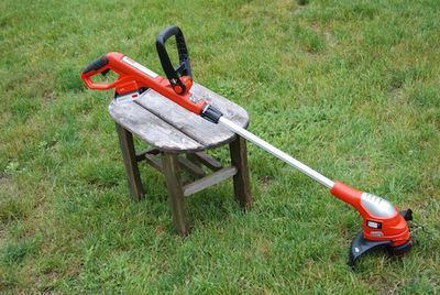 триммер электрический hammer etr900le отзывы