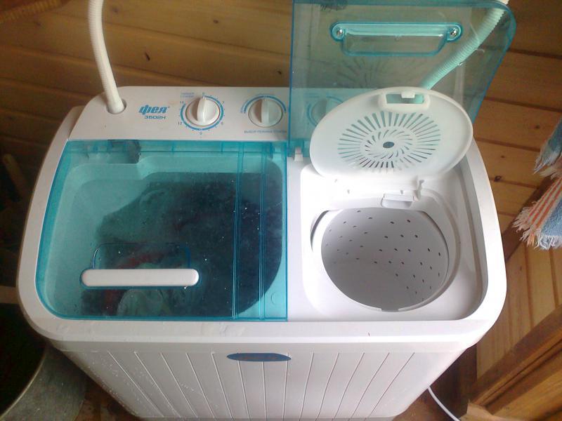 стиральная машинка фея