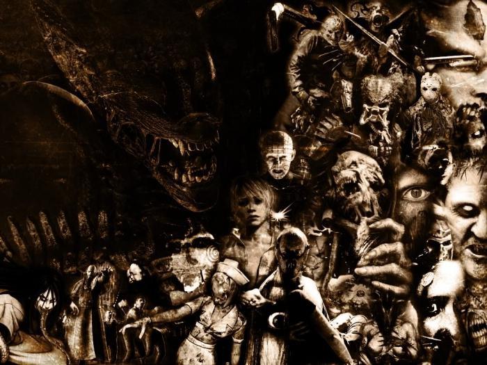 Список самых страшных ужастиков всех