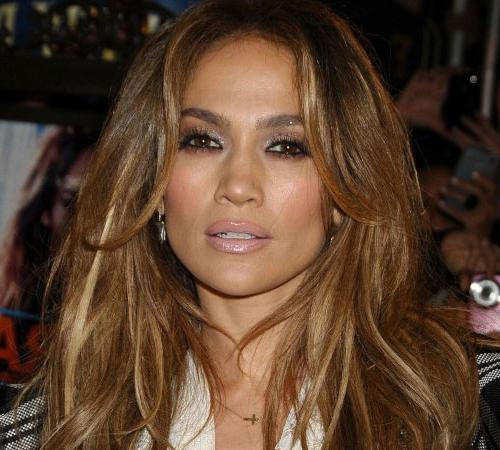 Jennifer Lopez and Alex Rodriguez attend Lakers game