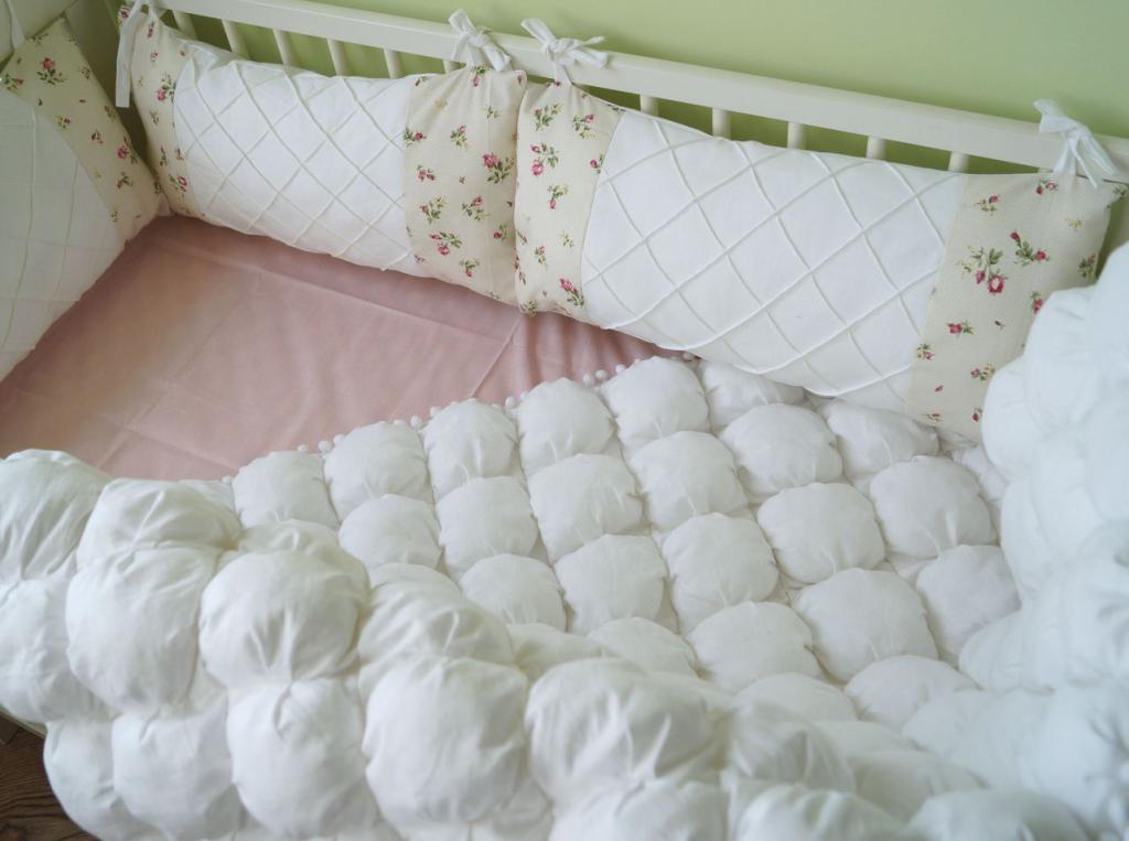 низкие бортики в кроватку
