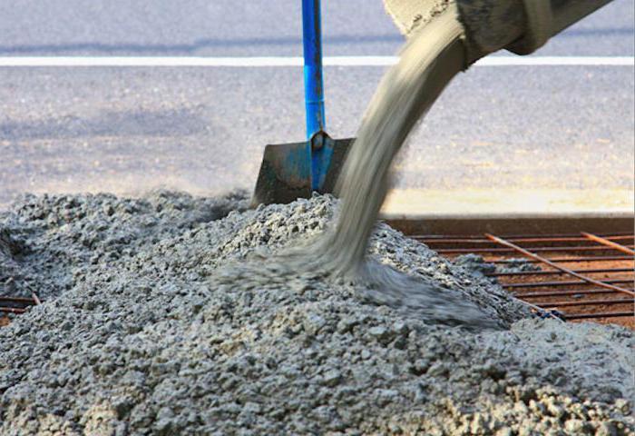 формула объема бетона