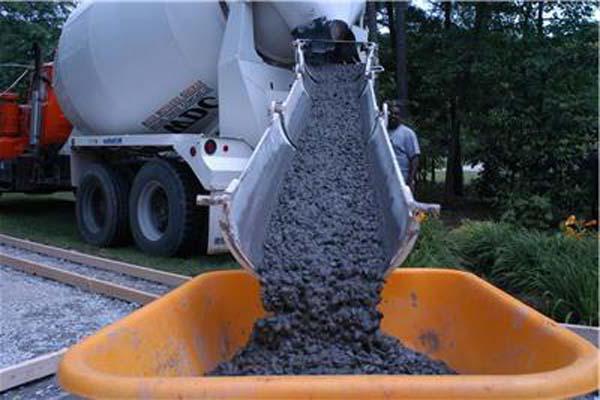 сколько весит 1 куб бетона