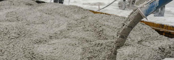 рассчитать объем бетона