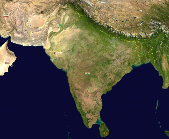 традиционная религия народов полуострова индостан