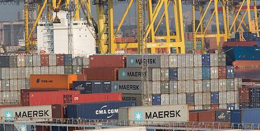 морской порт санкт петербург