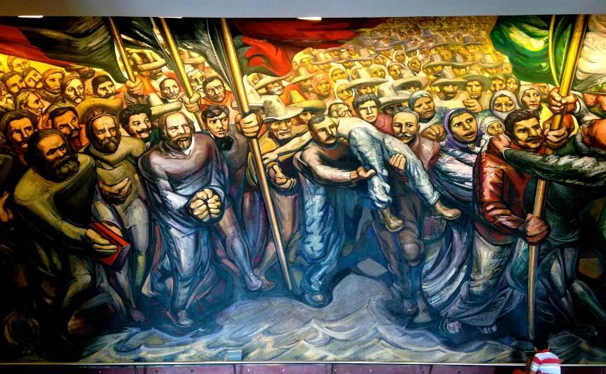 revolutionary action