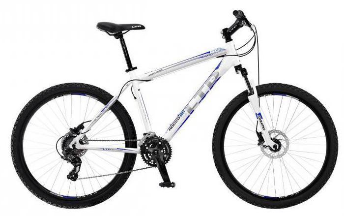 Велосипеды LTD