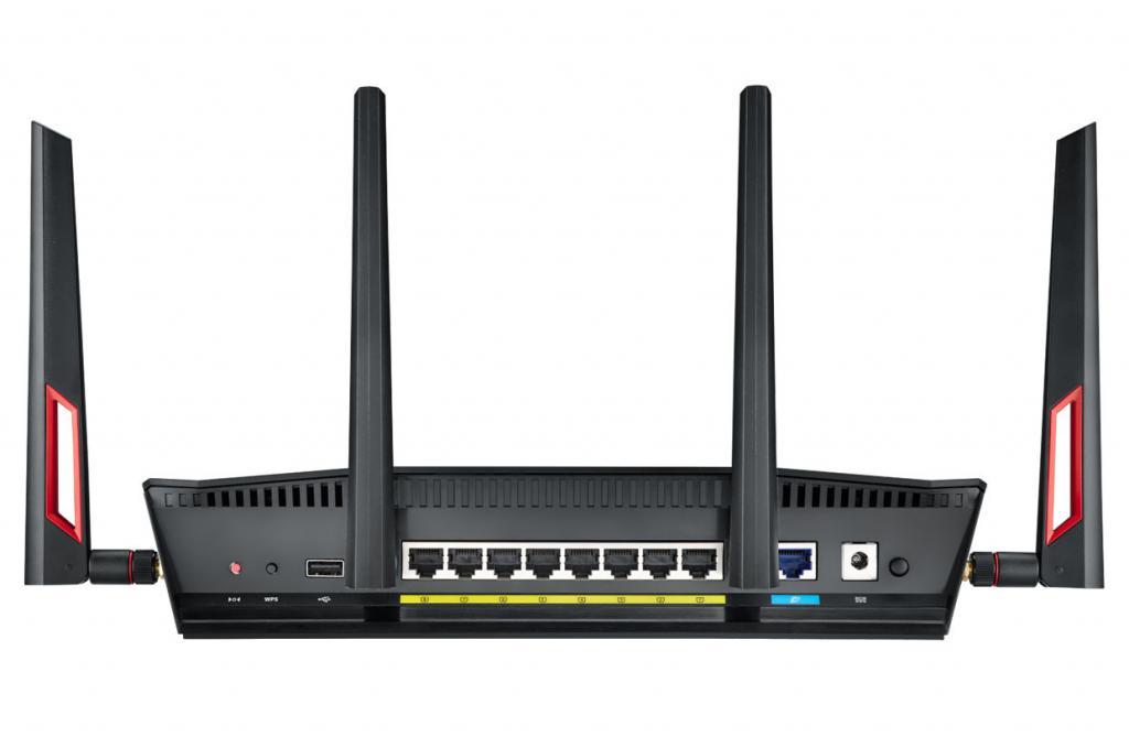 Ethernet роутер