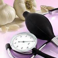 чеснок повышает или понижает артериальное давление
