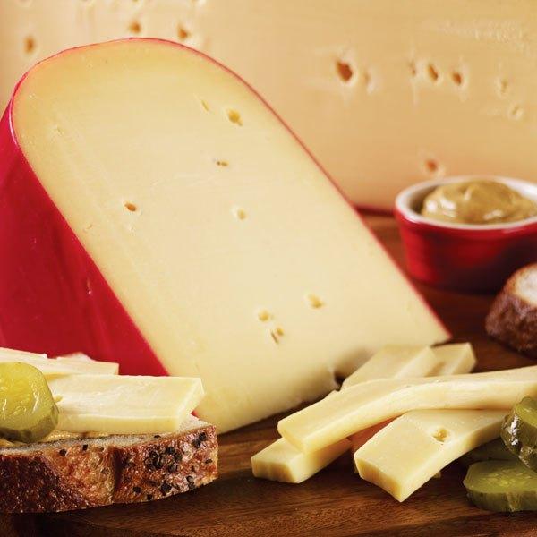 Картинка сыр голландский