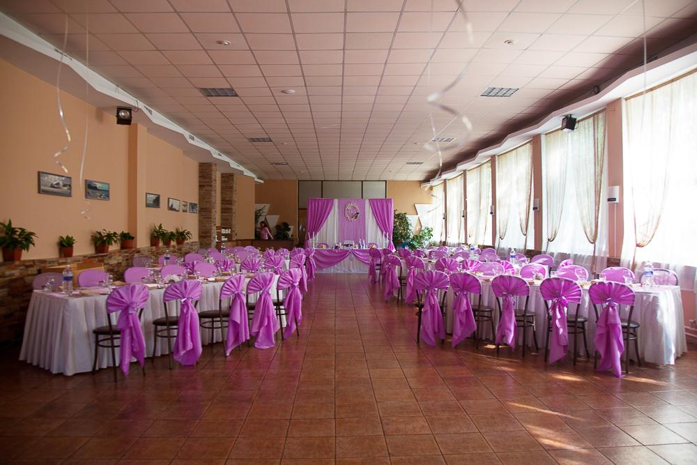hall for celebrations