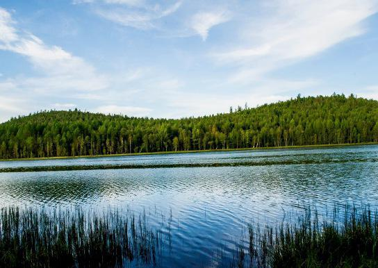озеро Баланкуль Хакасия