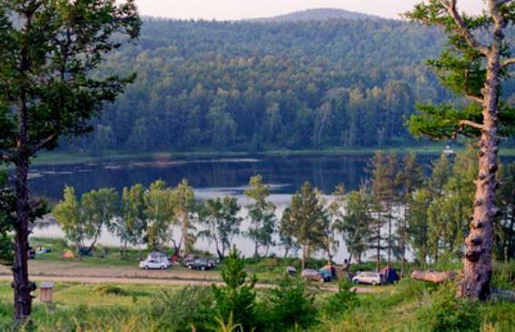 отдых на озере Баланкуль Хакасия