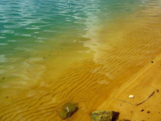 Дзержинский карьер пляж как добраться