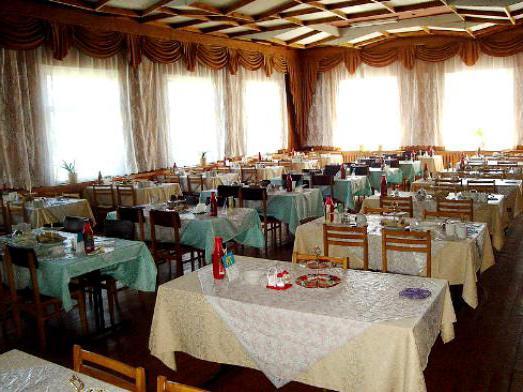 курорт Горячинск Бурятия